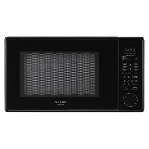 Sharp 1.3 Cu. Ft. Microwave