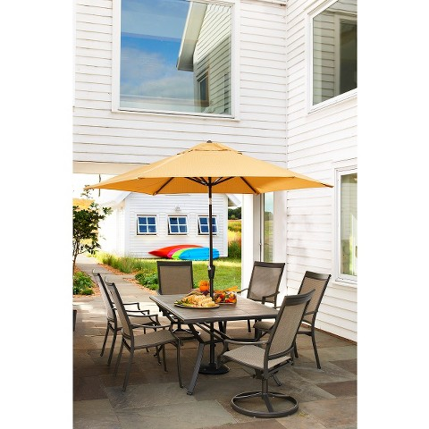 Threshold™ Harriet Sling Patio 7-Piece Dining Furniture Set