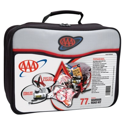 AAA 77-pc. Emergency Roadside Kit