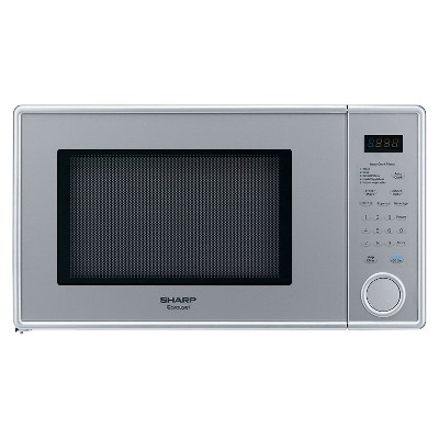 Sharp 1.1 Cu. Ft. Microwave Oven - Silver R-309YV