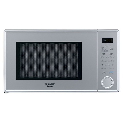 Sharp 1.1 Cu.Ft. Microwave Oven
