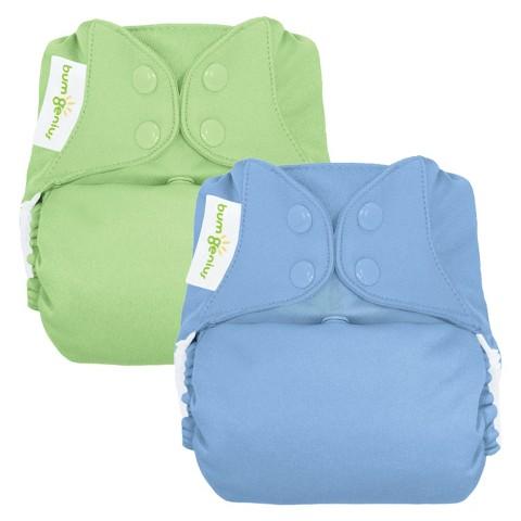 bumGenius Reusable Diaper 2 pack