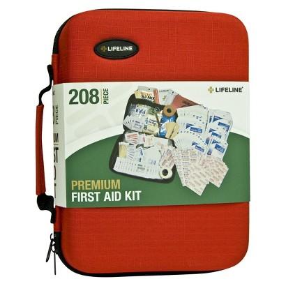 Lifeline 208-pc. Premium First Aid Kit