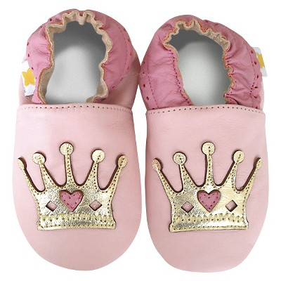Ministar Infant Girls' Princess Shoe - Large