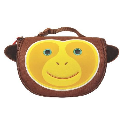 Built NY Big Apple Buddies Lunch Bag - Macdougal Monkey