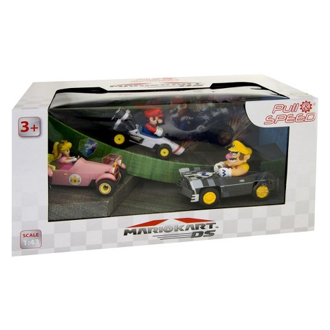 Mariokart DS Pull and Speed - Pack of 3