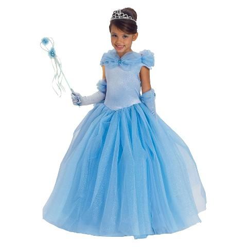Girls' Princess Cynthia Costume