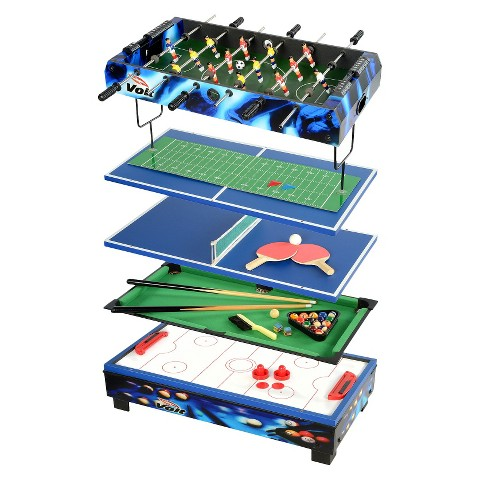 """Voit 7 in 1 Table Top Combo Table (32"""")"""