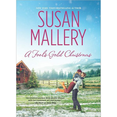 A Fool's Gold Christmas by Susan Mallery (Hardcover)
