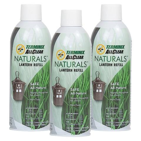 Terminix ALLCLEAR Naturals Lantern Refill (3-pack)