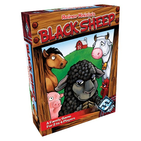 Asmodee FFG Black Sheep Card Game
