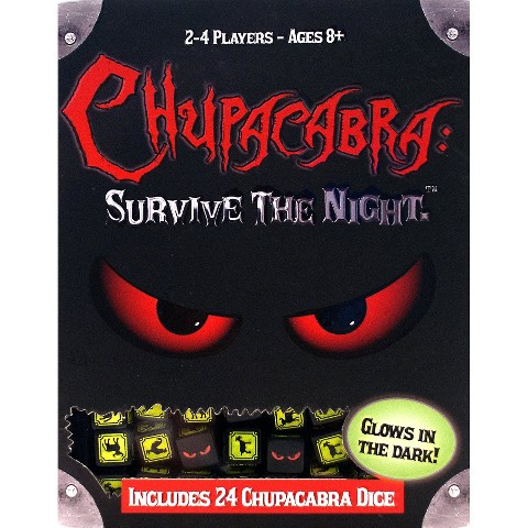 Publisher Services Chupacabra Survive the Night Board Game