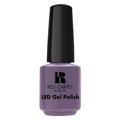 Red Carpet Manicure LED Gel Polish - Violetta Darling