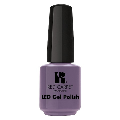 Red Carpet Manicure LED Gel Polish - Violetta Darling