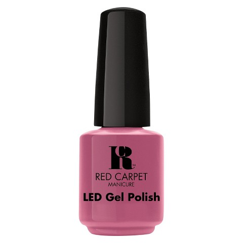 Red Carpet Manicure LED Gel Polish - Take A Bow