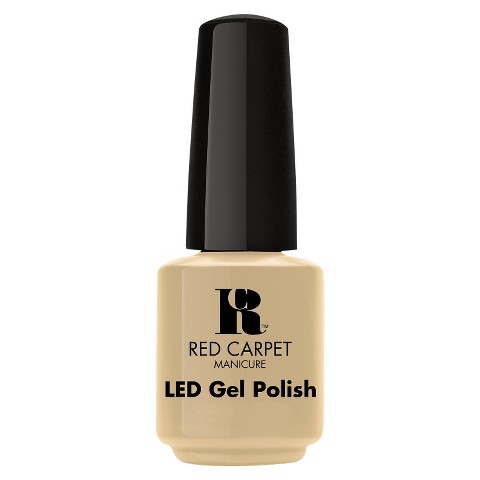 Red Carpet Manicure LED Gel Polish - Fake Bake