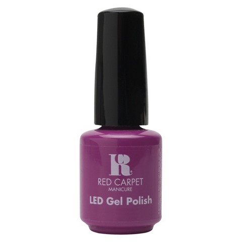 Red Carpet Manicure LED Gel Polish - What a Surprise