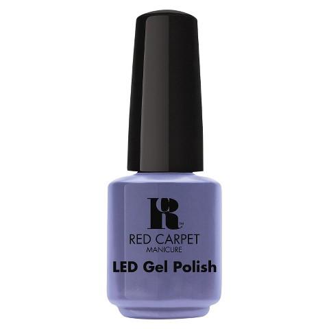 Red Carpet Manicure LED Gel Polish - Love Those Baby Blues