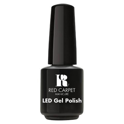 Red Carpet Manicure LED Gel Polish - Midnight Affair