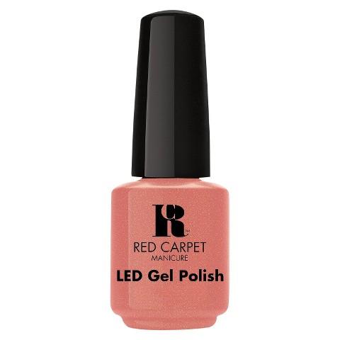 Red Carpet Manicure LED Gel Polish - A Dream Come True