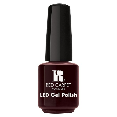 Red Carpet Manicure LED Gel Polish - Best Dressed