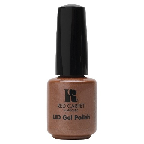 Red Carpet Manicure LED Gel Polish - Shimmery Silhouette