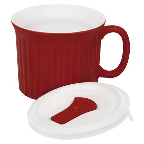 CorningWare 22 Ounce Soup Mug Pop-Ins