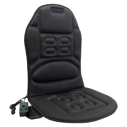 Wagan Heat and Massage Ergo Comfort Cushion