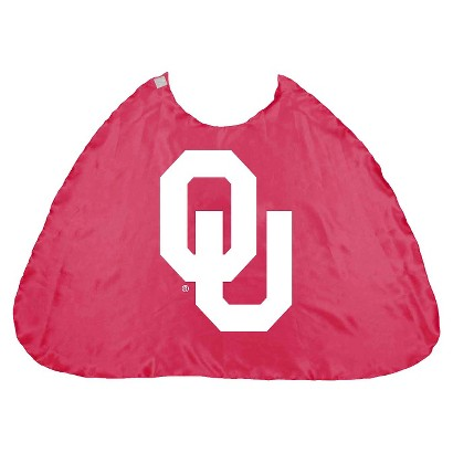 Bleacher Creatures University of Oklahoma Scarlet Hero Cape (One Size)