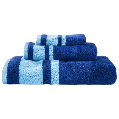 Room Essentials™ Stripe 3-pc. Towel Set - Blue