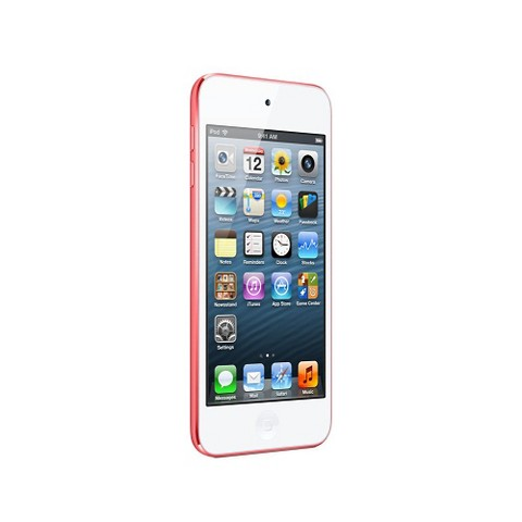 Apple iPod Touch 64GB MP3 Player (5th Generation)- Pink (MC904LL/A)