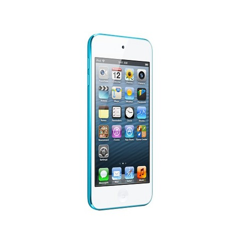 Apple iPod Touch 64GB MP3 Player (5th Generation)- Blue (MD718LL/A)