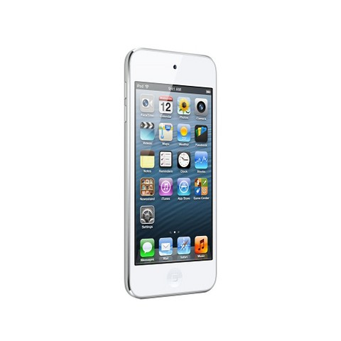 Apple iPod Touch 32GB MP3 Player (5th Generation)- Silver (MD720LL/A)