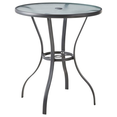 Patio Dining Table RE 36.25in Multicolor