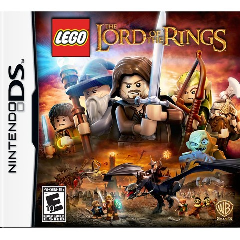 Lego Lord of the Rings (Nintendo DS)