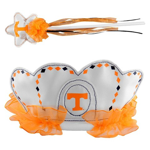 Tennessee Volunteers Bleacher Creatures Princess Tiara & Wand Set