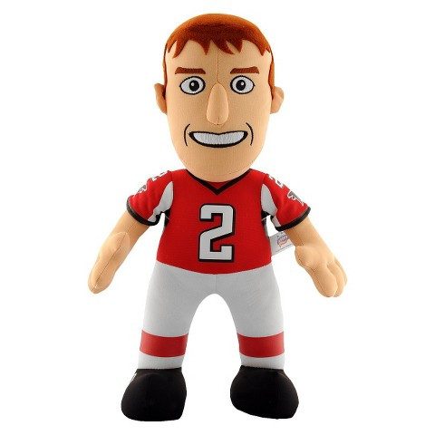 "Bleacher Creatures Falcons Ryan Plush Doll (14"")"