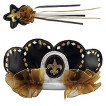 Bleacher Creatures Saints Princess Tiara & Wand Set