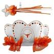 Texas Longhorns Bleacher Creatures Princess Tiara & Wand Set