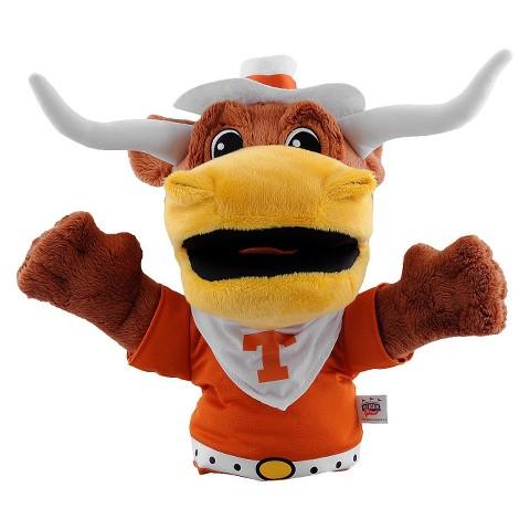 Texas Longhorns Bleacher Creatures Bevo Mascot Hand Puppet