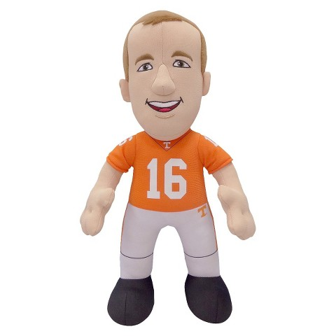 "Tennessee Volunteers Bleacher Creatures Football Peyton Manning Plush (14"")"