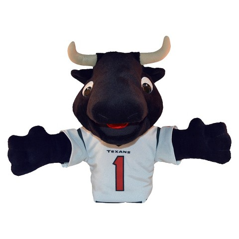 Houston Texans Toro the Bull Hand Puppet