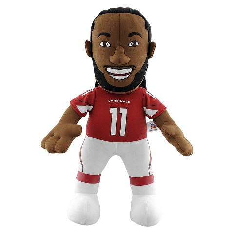 "Bleacher Creatures Cardinals Larry Fitzgerald Plush Doll (14"")"