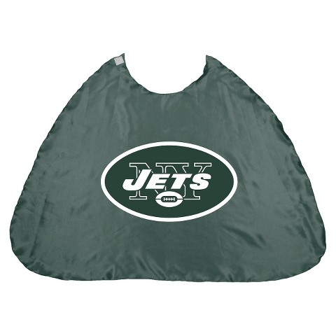 Bleacher Creatures Jets Hero Cape - Green (One Size)