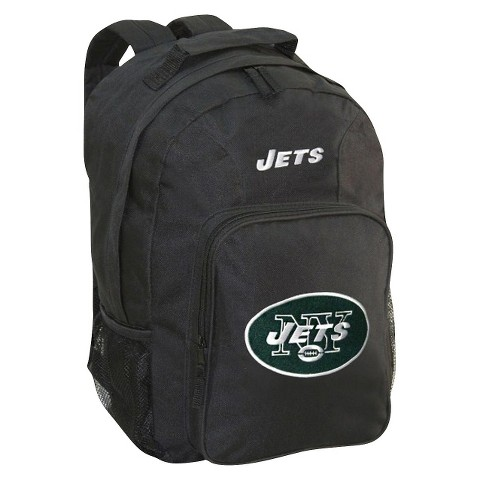 Concept One New York Jets Backpack - Black