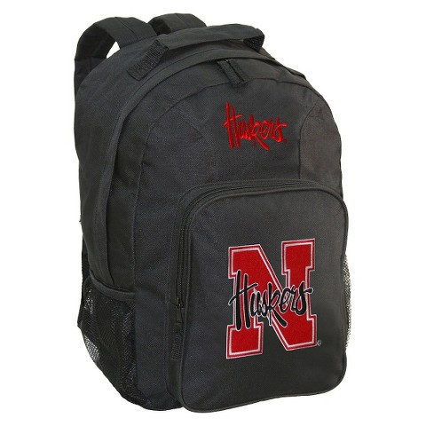 Concept One Nebraska Cornhuskers Backpack - Black