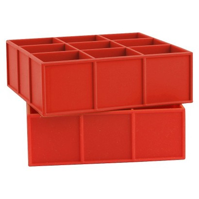 Dexas Ice Cube Tray - 2 pack