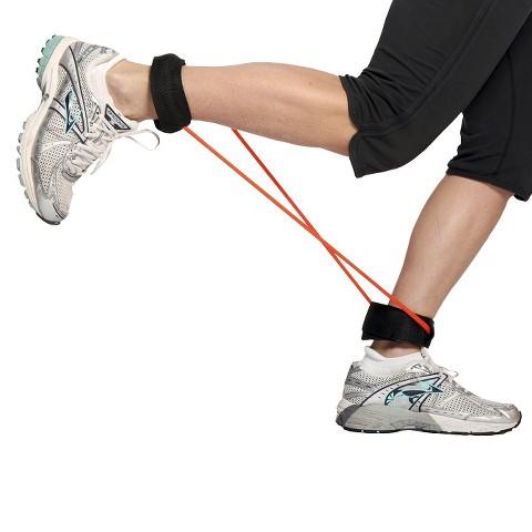 Rejuvenation PRO Resistance Ankle Cuff - Red (Light)