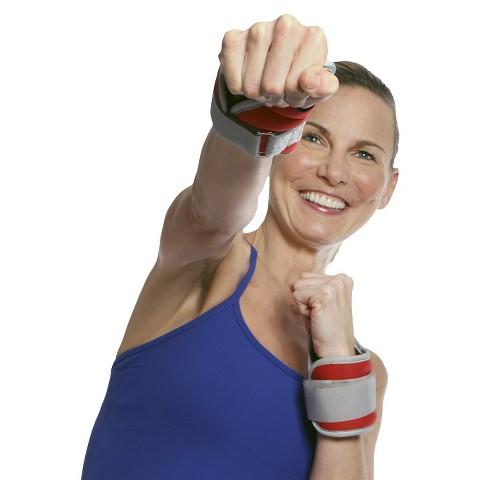 Rejuvenation Define and Develop Weights - Red (2 lb Pair)