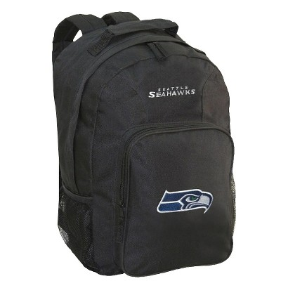 Seattle Seahawks Concept One Backpack - Black